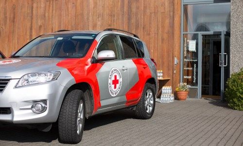 Icelandic Red Cross Giving 15 Million ISK To Syrian Aid