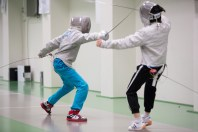 Reykjavik International Games -Fencing by Art Bicnick (16)