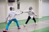 Reykjavik International Games -Fencing by Art Bicnick (2)
