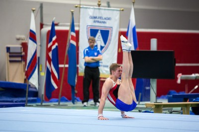 Reykjavik International Games - Gymnastics by Art Bicnick (102)