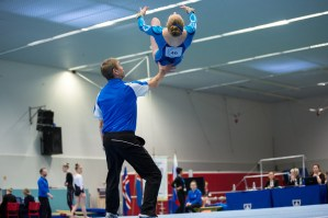 Reykjavik International Games - Gymnastics by Art Bicnick (114)