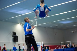 Reykjavik International Games - Gymnastics by Art Bicnick (115)