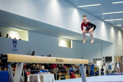 Reykjavik International Games - Gymnastics by Art Bicnick (163)