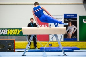 Reykjavik International Games - Gymnastics by Art Bicnick (28)