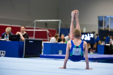 Reykjavik International Games - Gymnastics by Art Bicnick (40)