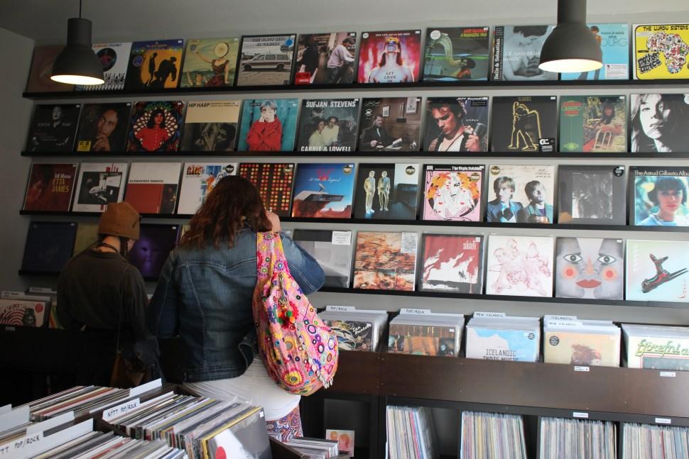 Reykjavík Record Shop