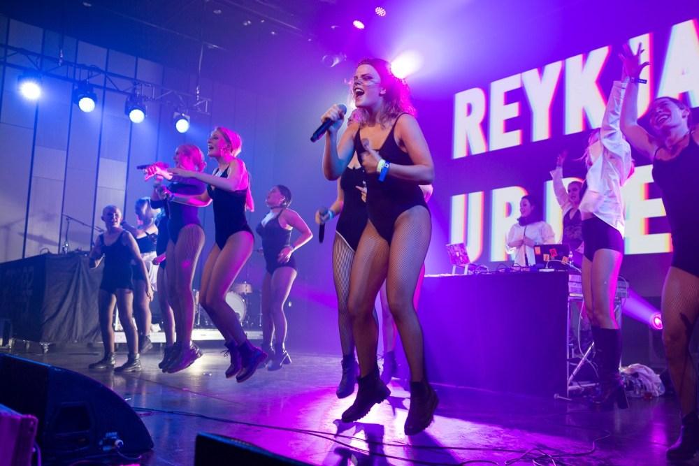 Drama Queens: Reykjavíkurdætur Take To The Stage At Borgarleikhúsið