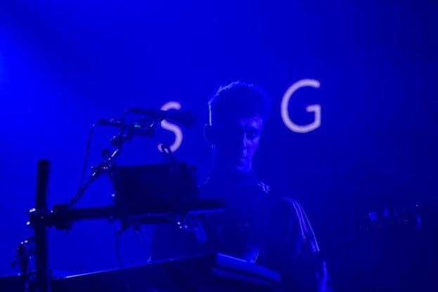 SG Lewis at Harpa