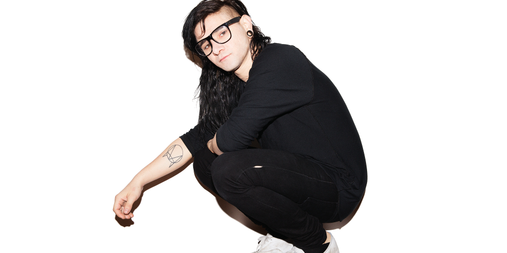 SKRILLEX TRIED TO SIGN DIKTA, HEARTS BJÖRK, PROMISES A TIGHT SET