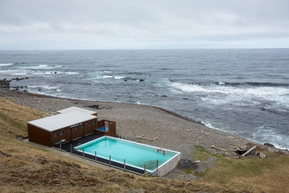 Krossnes pool