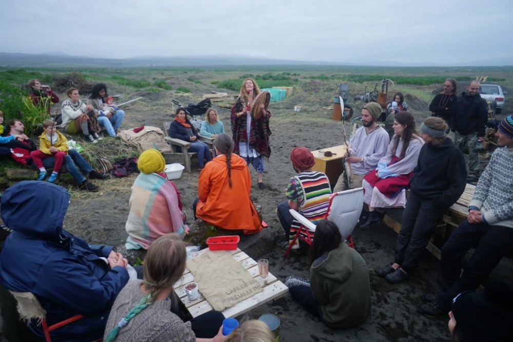 Athöfn: The 4-Day Eco-Social Festival In The South Of Iceland