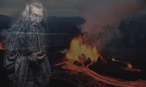 Holuhraun Growing Rapidly, Gandalf May Be Investigating