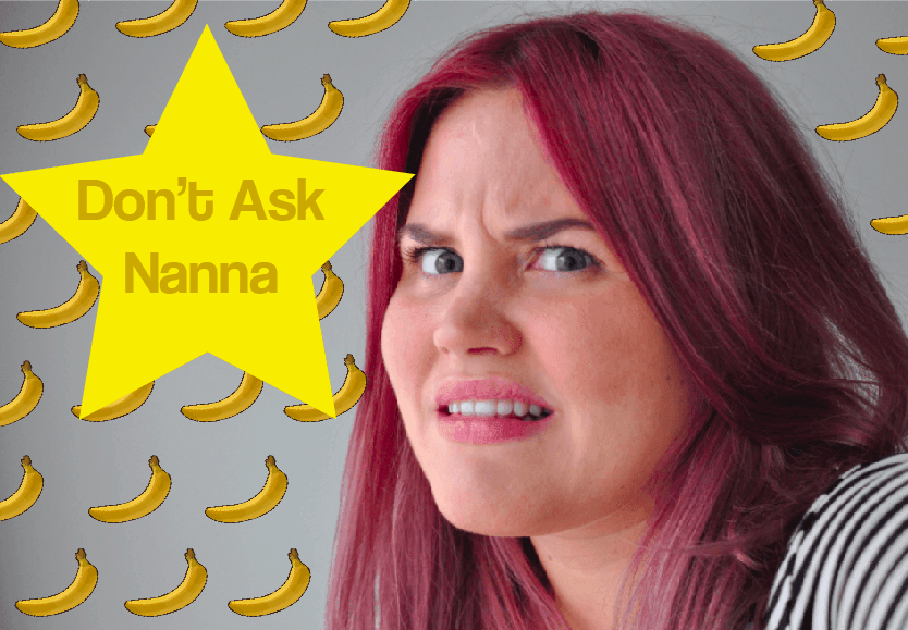 Don't Ask Nanna: About Grapewaves!