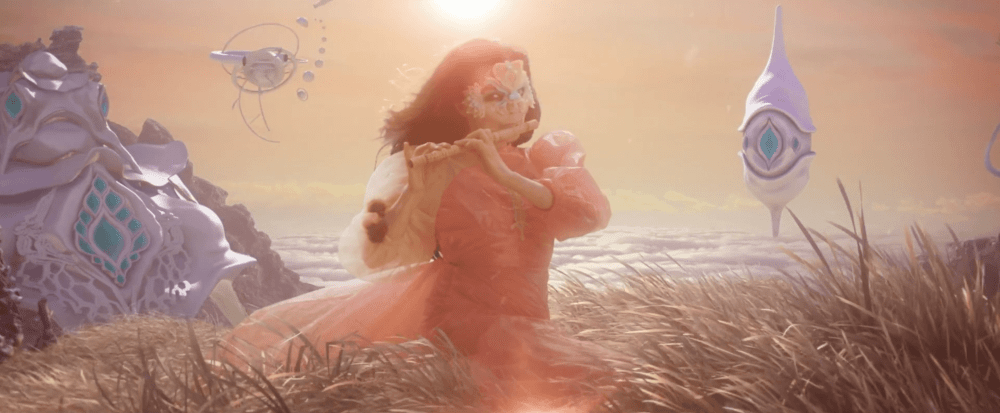 The Gate: Björk Releases Cosmic New Video, Reveals Album Title