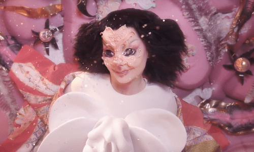 Icelandic Musician Björk Appears In New Documentary Series 'Work In Progress'