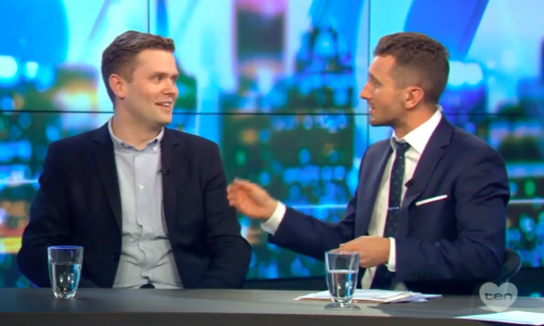 Icelandic Comedian Appears On Australian TV To Teach Hosts Some Icelandic