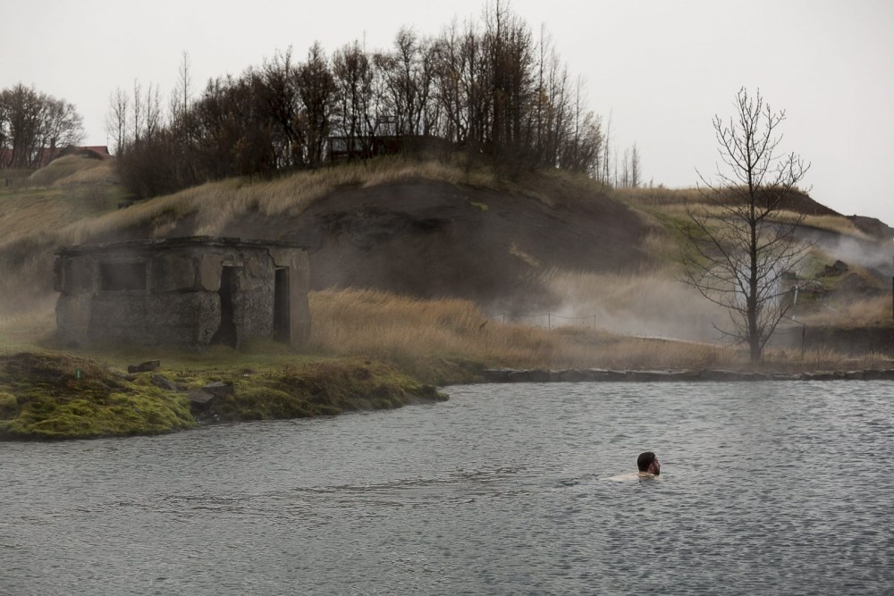 Best Of South Iceland 2018: Best Bathing Spot