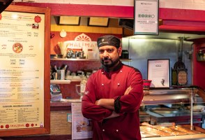 Strolling Through Deliciousness: Shalimar Brings Lahore Tastes To Reykjavík