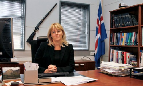 Woman Appointed Police Commissioner Of Reykjavík
