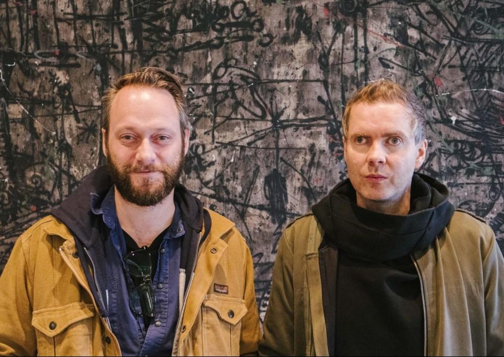 North And Down: Jónsi & Georg Of Sigur Rós, On Starting Norður Og Niður