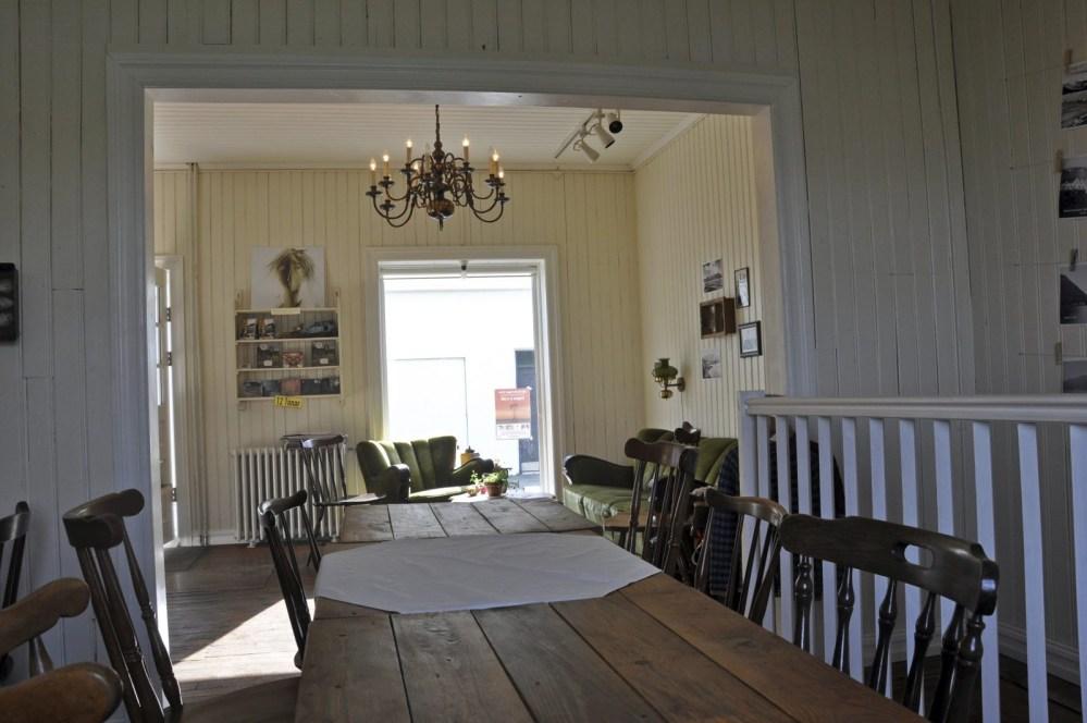 Best Of The Westfjords 2018: Best Café