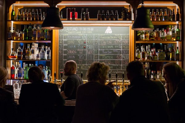 Best of Drinking: Interior picture of Skuli Craft Bar