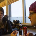 Snæfríður Sól and Sighvatur Bjarki