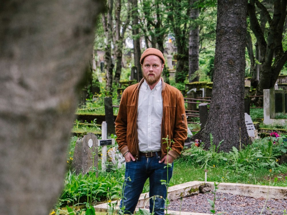 On The Road:  Snorri Helgason On Silly Songs & Brand-New Adventures