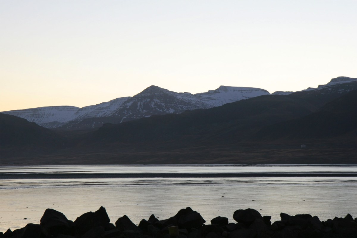 Outside Of Reykjavík: A Hike, A Road Trip, A Restaurant