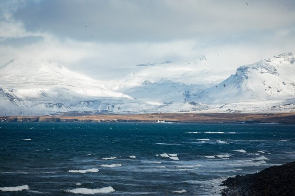 Island news: A picture of the Icelandic countryside