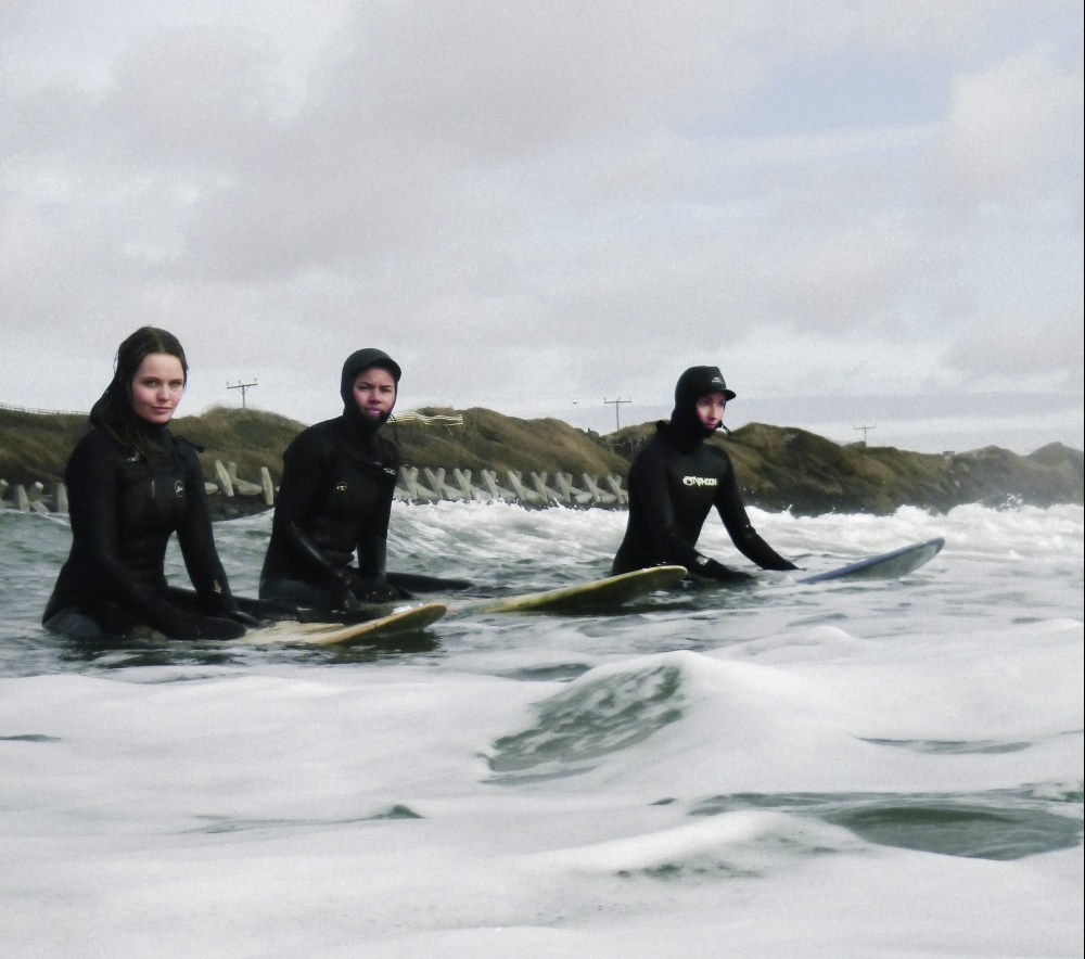 Making Waves: Braving The Sea With Iceland's Crazy Surf Gang