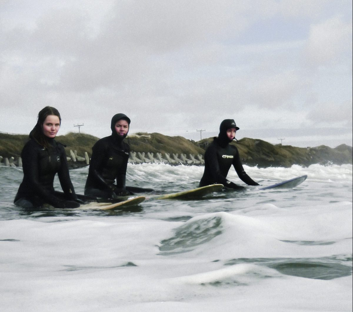 Making Waves Braving The Sea With Icelands Crazy Surf Gang