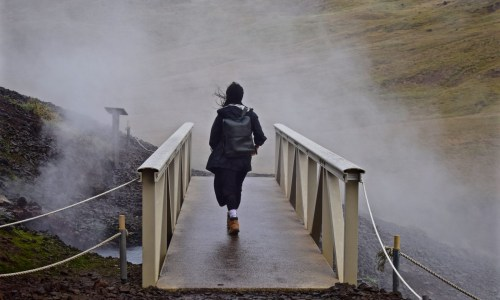 Into The Smoky Valley: An Autumn Hike To Reykjadalur
