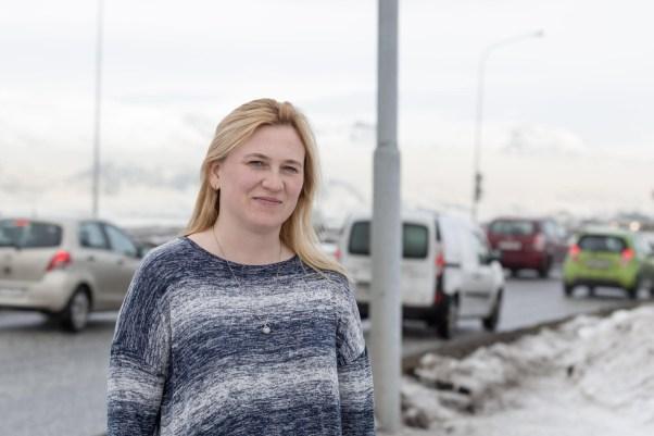 Svava S. Steinarsdóttir, health officer at the Reykjavík Health Board