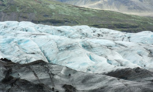 VIDEO: Iceberg Breaks Off Glacier, Blows Hiker's Mind