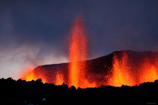 Þröstur Eyjafjallajökull 6