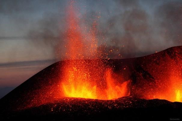 Þröstur Eyjafjallajökull 9