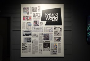 New In Town: Tales From Iceland – The Story of A Country Told Through News