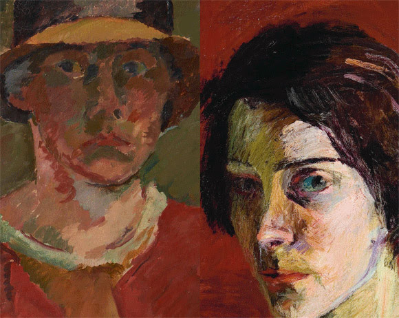 Opening Today: 'Two Strong Women' by Júlíana Sveinsdóttir & Ruth Smith