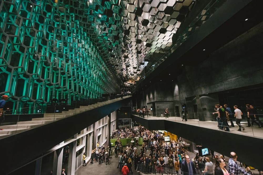 Harpa: The Safe Option