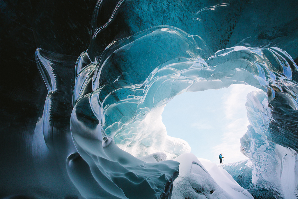 Under The Ice: Beneath Vatnajökull Lies A Photographer's Paradise