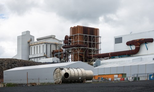 200 Attend Meeting On Iceland Silicon Plant Future