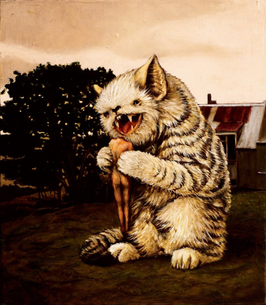 Urðarköttur – The Ghoul Cat