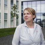 Valgerður Anna Jóhannsdóttir by Hörður Sveinsson