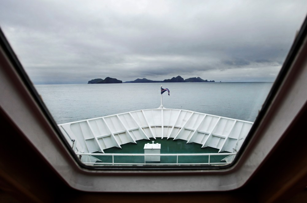The Route To The Westman Islands Is Paved With Good Intentions