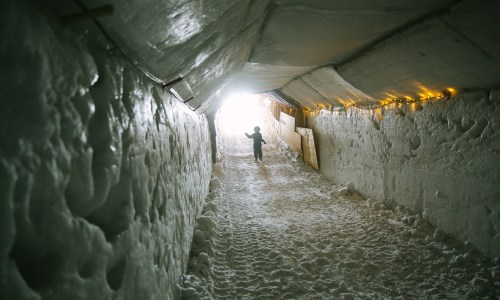 Outside Of Reykjavík: Art In The East, Soup, Massive Ice Tunnel
