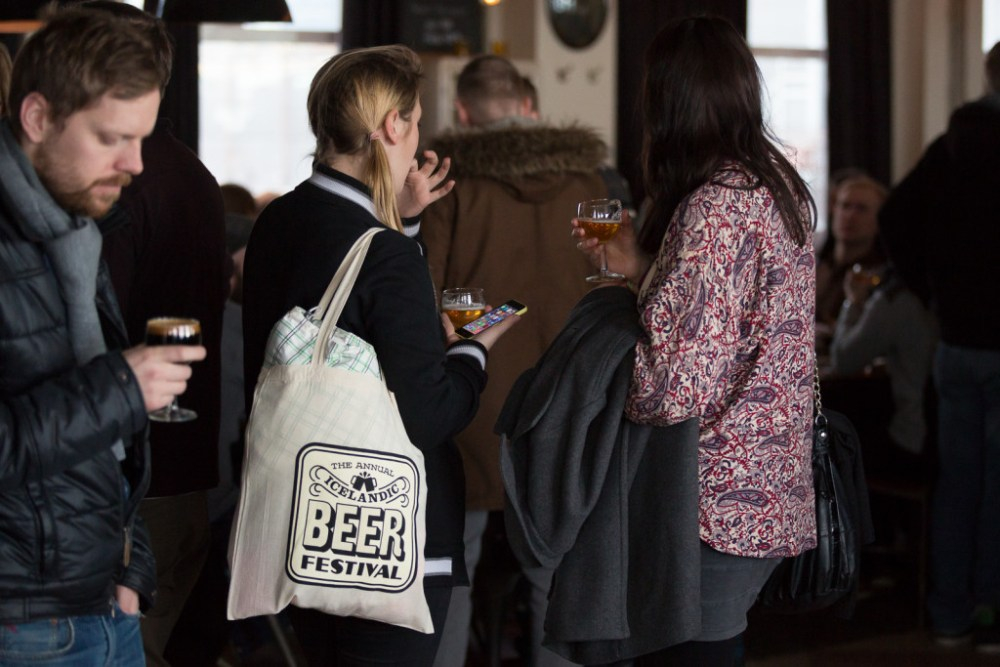 We Had So Many Good Beers At Kex Hostel's Annual Beerfest The Other Week