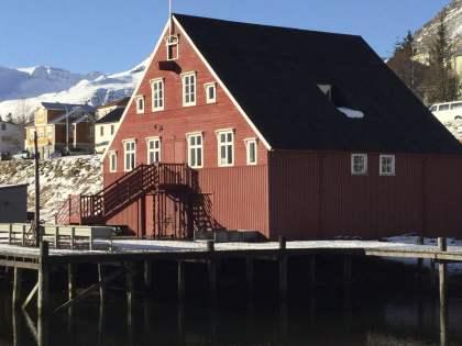 Herring Era Museum Siglufjörður by Larissa Kyzer