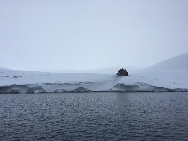 Westfjörds shoreline