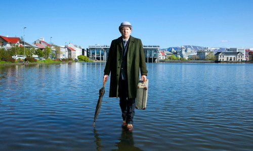 Jón Gnarr's Name Change Involved FBI Background Check